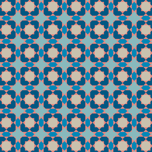 Sun Kissed Pool Tile - Blue