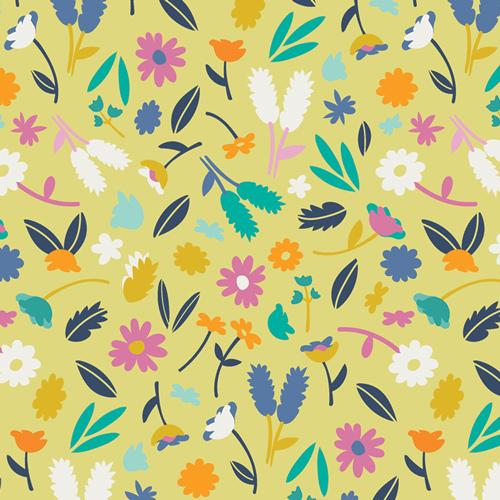 Summerside - Breezy Blossoms Pineapple