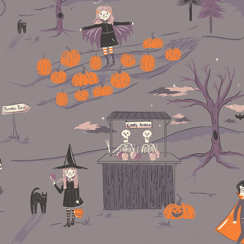 Spooky'n Sweet for Art Gallery Fabric ~SNS 13012~