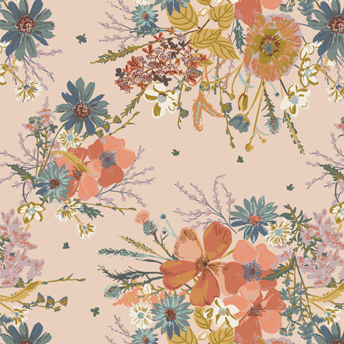 AGF Spirited Collection Painted Prairie Cornucopia by Sharon Holland