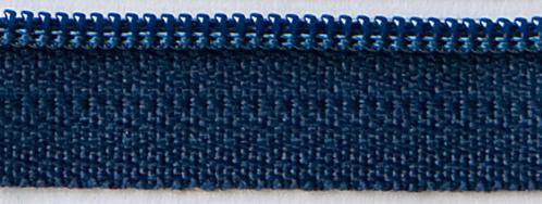 14 Navy Blue Zipper