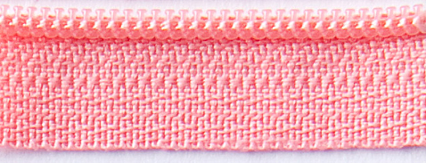 14 Pink Frosting Zipper