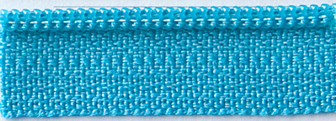 ATK353 14 Turquoise Splash Zipper
