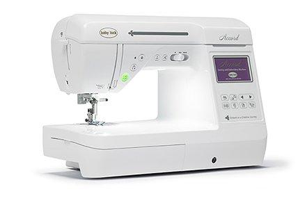 Babylock Accord Sewing And Embroidery Machine BLMCC