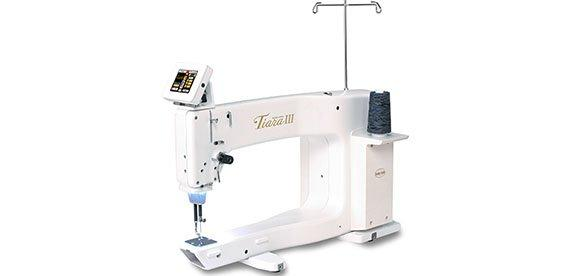 Babylock Tiara 3 16 Longarm Quilting Machine Includes Table