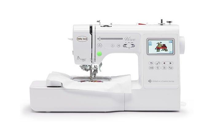Babylock Verve Sewing And 4x4 Embroidery Machine BLMVR