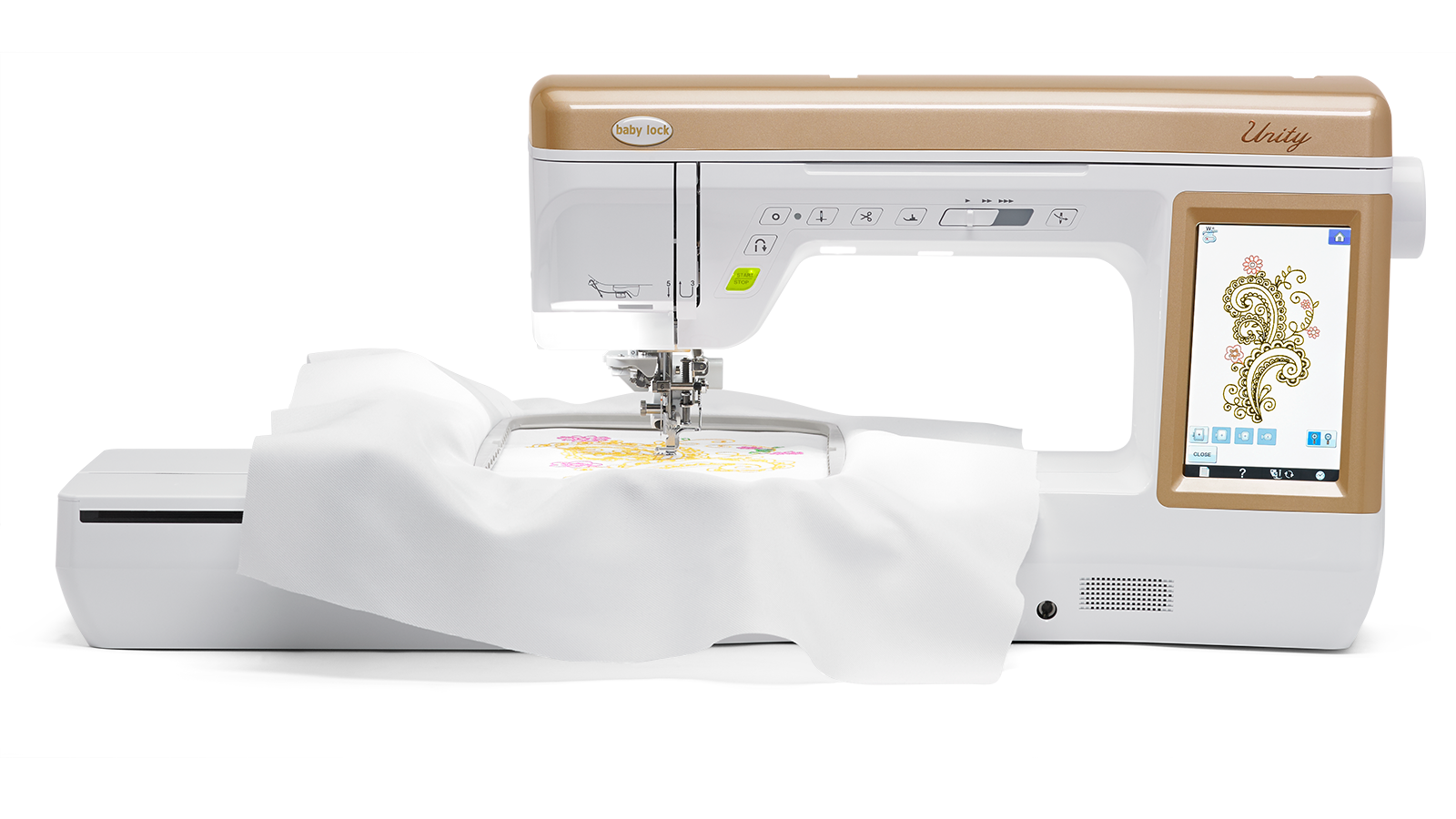 Babylock Unity Sewing & Embroidery Machine