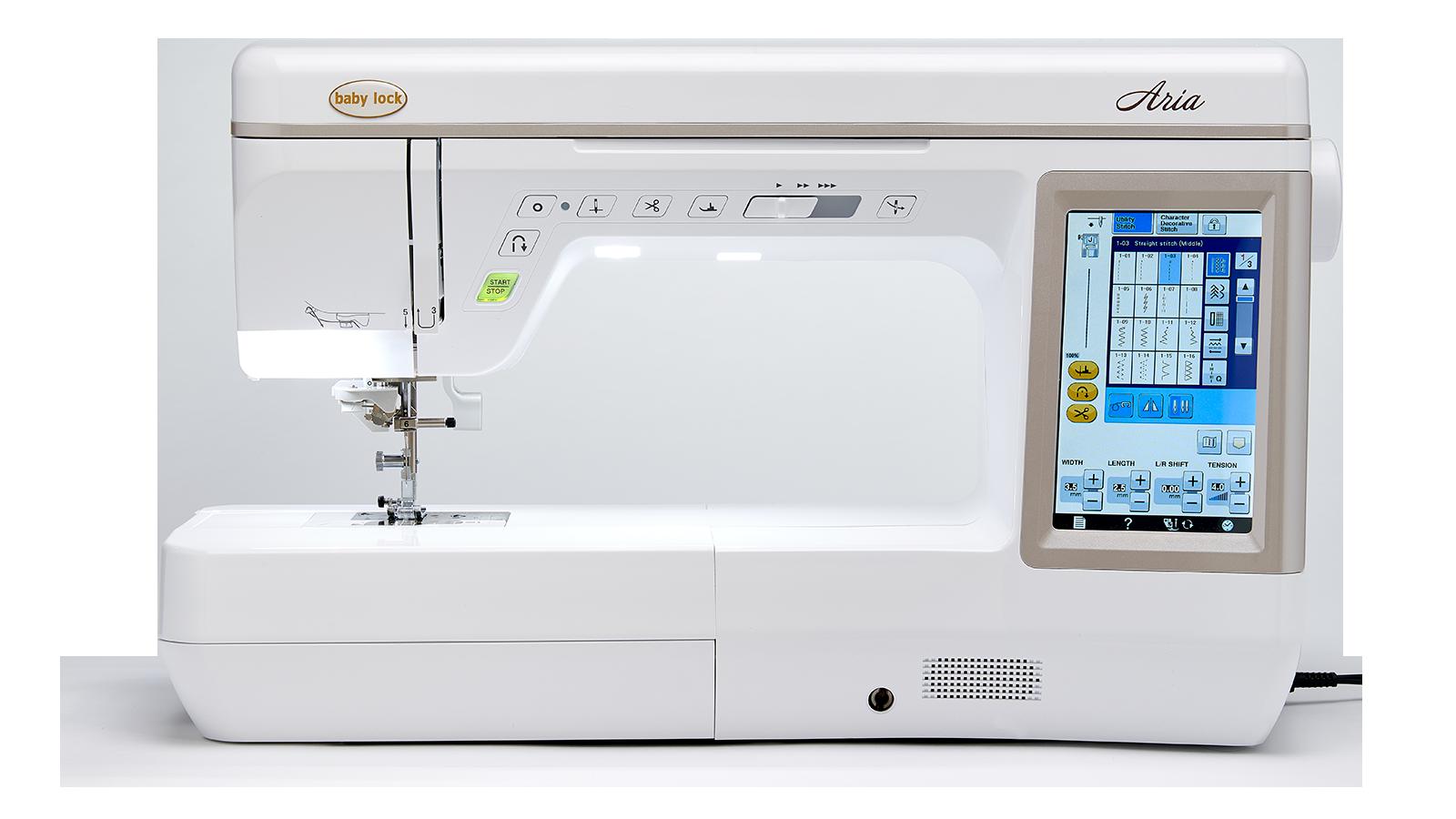 Baby Lock Aria - Quilting & Sewing Machine