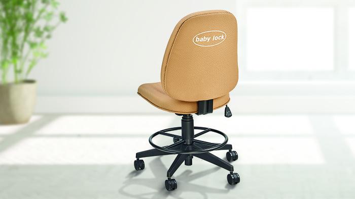 Babylock Logo Sewing Chair
