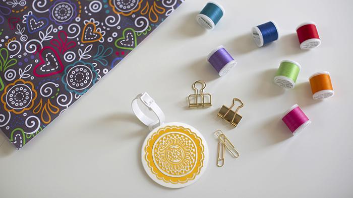 Brilliant Luggage Tag - BLLT-BRILLIANT - Baby Lock