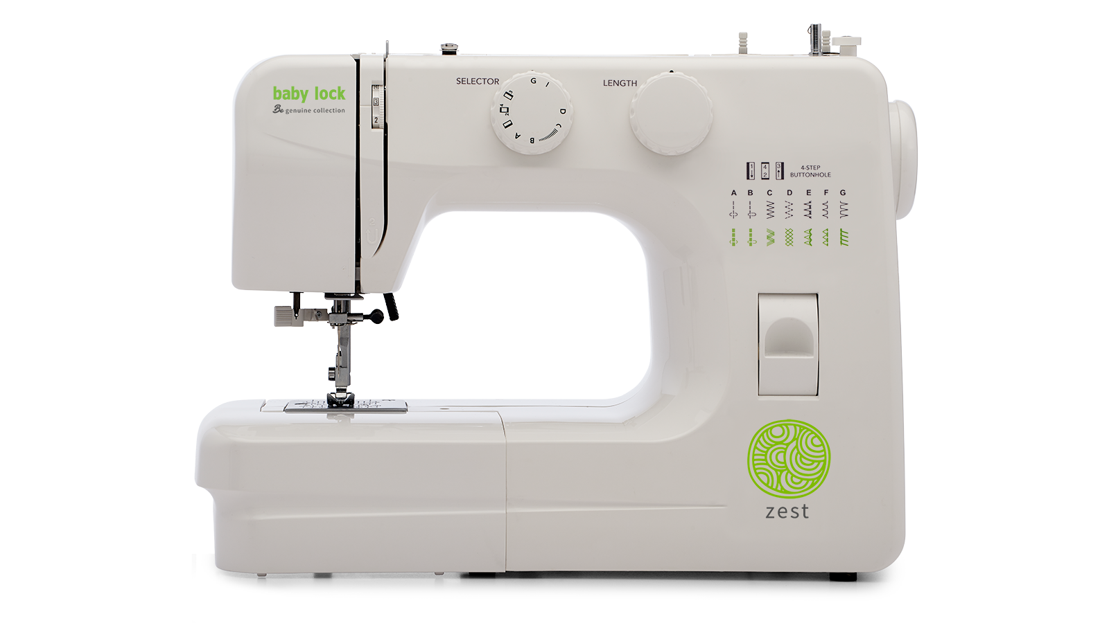 Zest - Sewing Machine