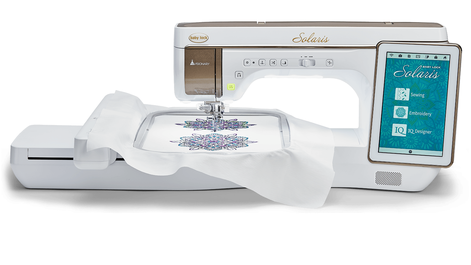 Solaris Sewing & Embroidery Machine