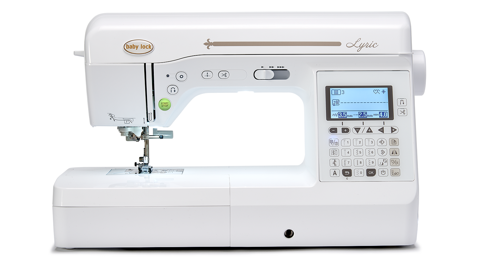 Lyric - Quilting Machine