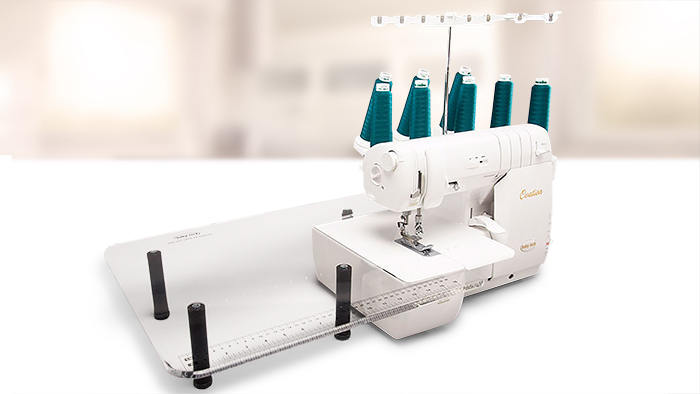 BLES8-ET Serger Extension Table