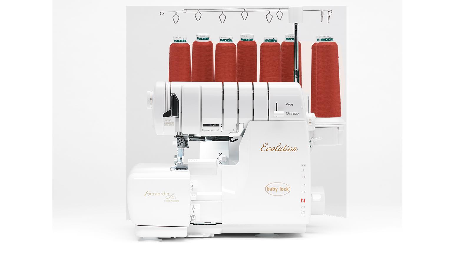 USED Baby Lock Evolution - Serger Machine