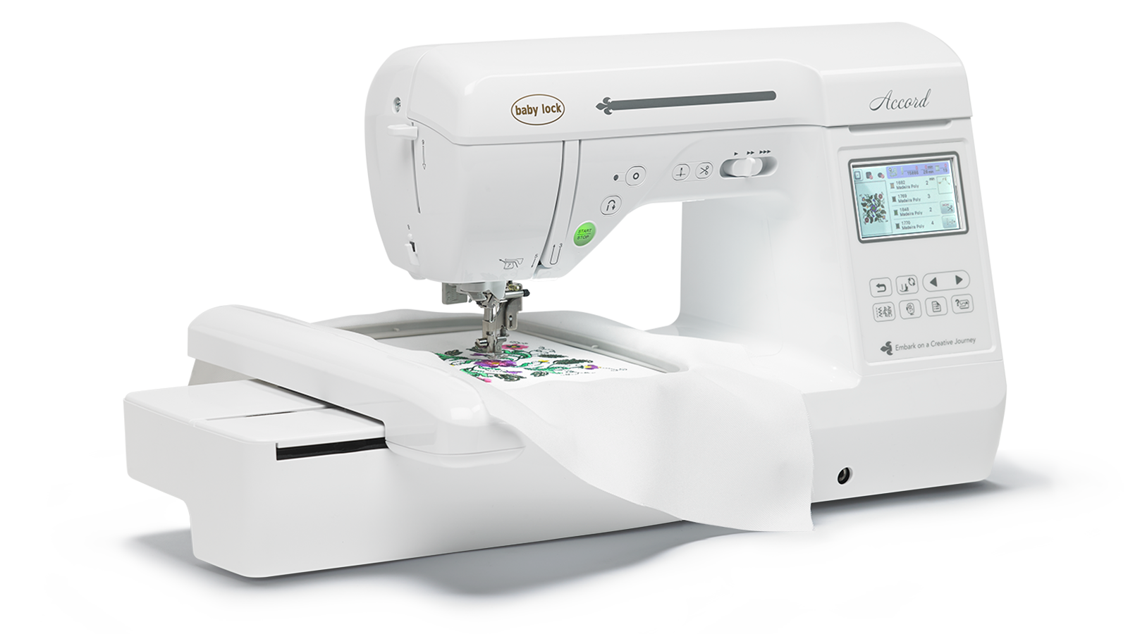 BabyLock Accord - Sewing & Embroidery Machine - BLMCC