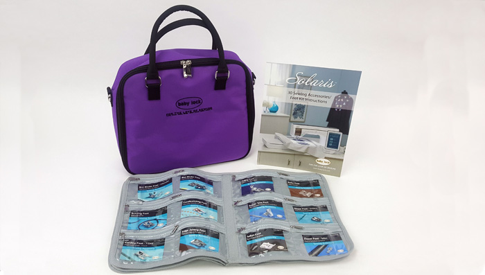 Baby Lock Solaris Foot Kit