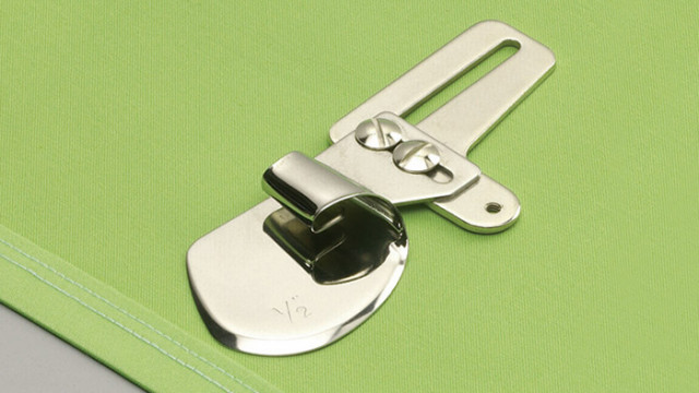 Baby Lock - Plain Hemmer Foot 1/2