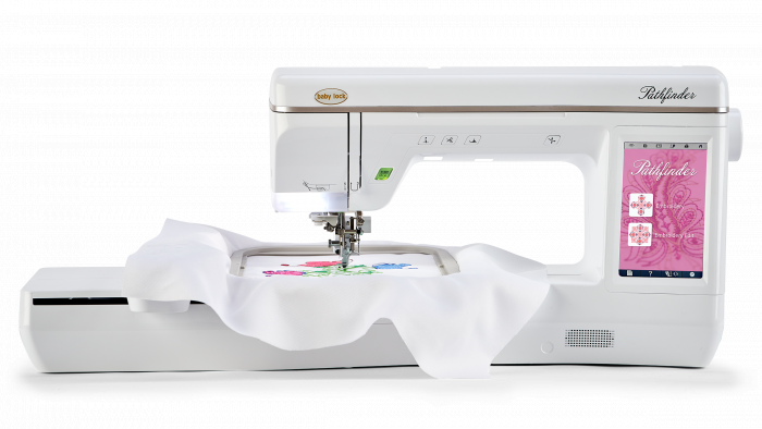 Pathfinder - Single-needle-embroidery Machine