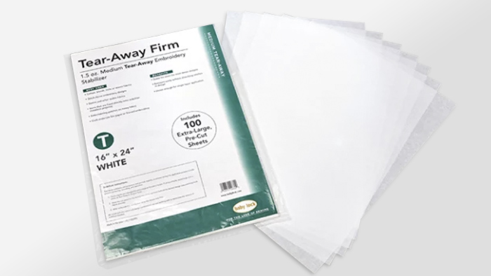 Tear-Away Firm Pre-Cut Pack