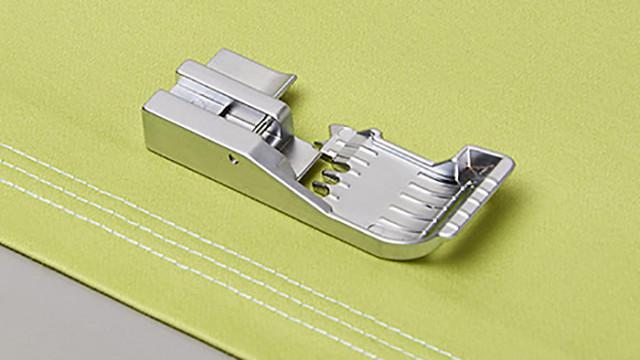 Baby Lock Teflon Flat Sole Foot BLE8-TF