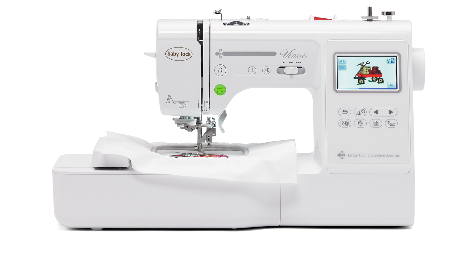 Baby Lock Verve - Sewing & Embroidery Machine
