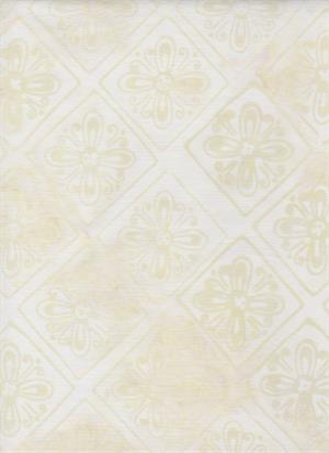 Winter's Edge Batik cream/off-white 3957