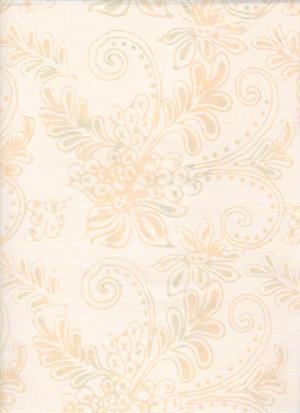 4356 Cream floral