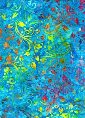 Batik Textiles 4710