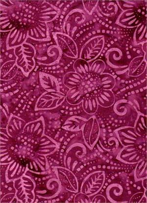 Batik textiles 4717
