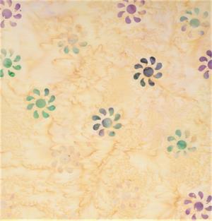Batik Textiles 5224 Island Hopping yellow