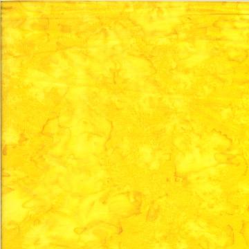 6051B Batik Textile yellow