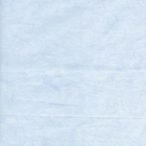Batik Textiles - Batik Cotton Blender Light Blue 7566B