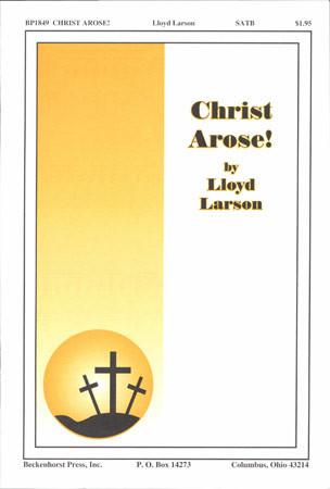 CHRIST AROSE LARSON EAST
