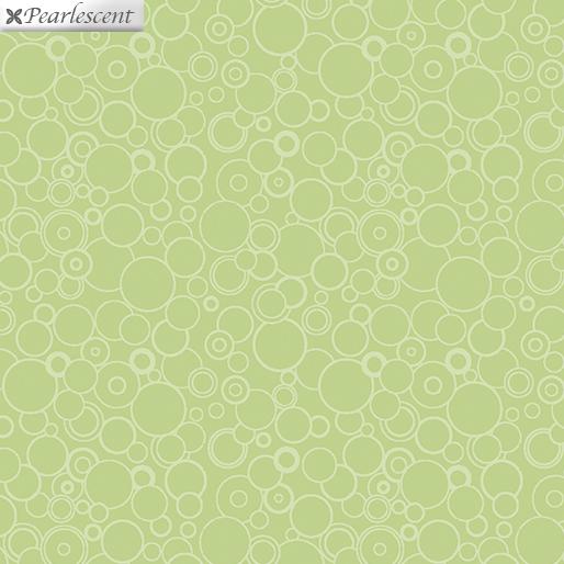 Lilyanne Circles Green 10069 44