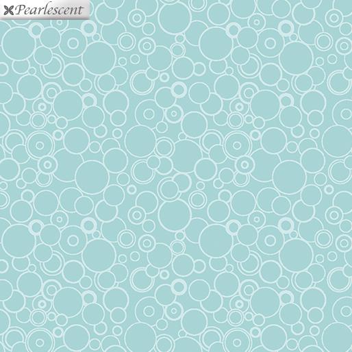 Lilyanne Circles Turquoise 10069P 54