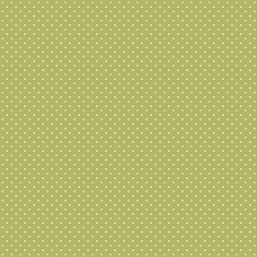 Spring Dots Lime
