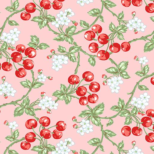 Garden Party Wild Cherries Pink