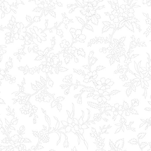 Garden Party Queen Anne's Lace White