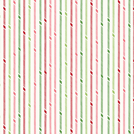 Better Not Pout - Candy Stripe - Multi