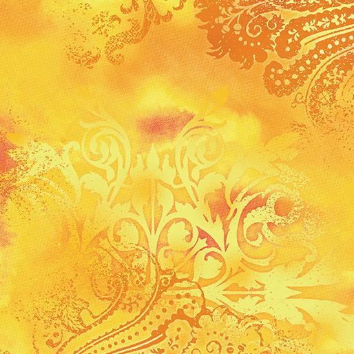 Benartex Dreamscape 1046-03 Daffodil