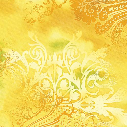 Dreamscape Yellow