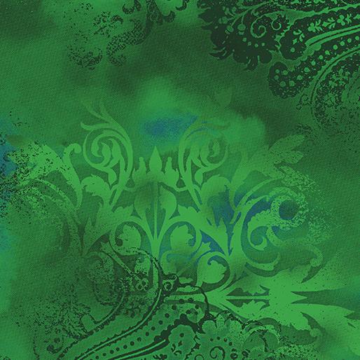 Benartex Dreamscape 1046-44 Emerald