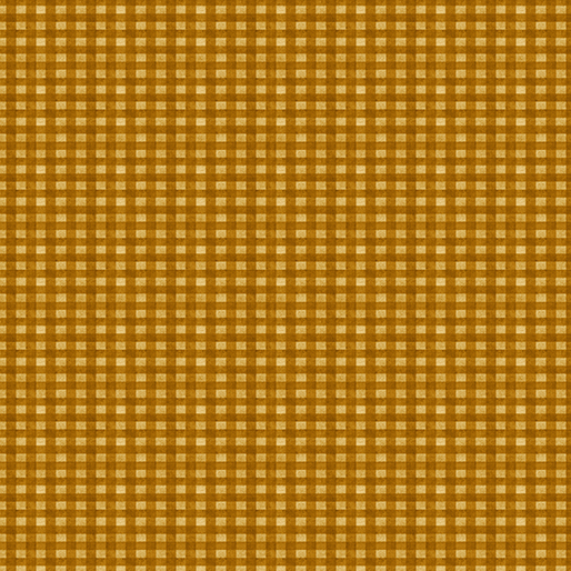 Rustic Fall Fall Gingham Gold