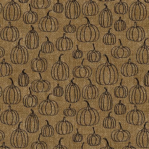 Pumpkin Line Nutmeg 1842-78