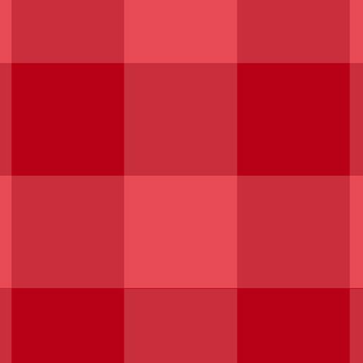 Benartex Tea Toweling Buffalo Check From Art to Heart/Nancy Halvorsen 20 Wide 1866Y-10 Red