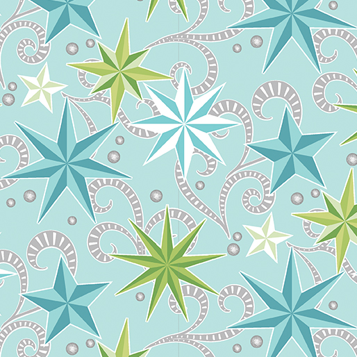 Nordic Star Light Blue 188205B