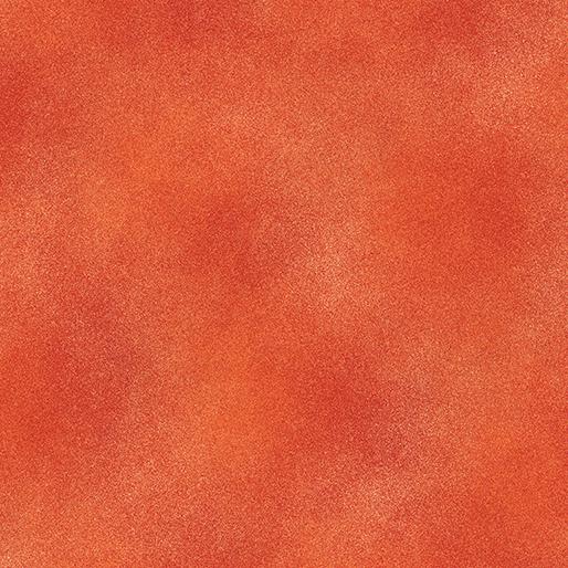 Benartex Shadow Blush - Persimmon