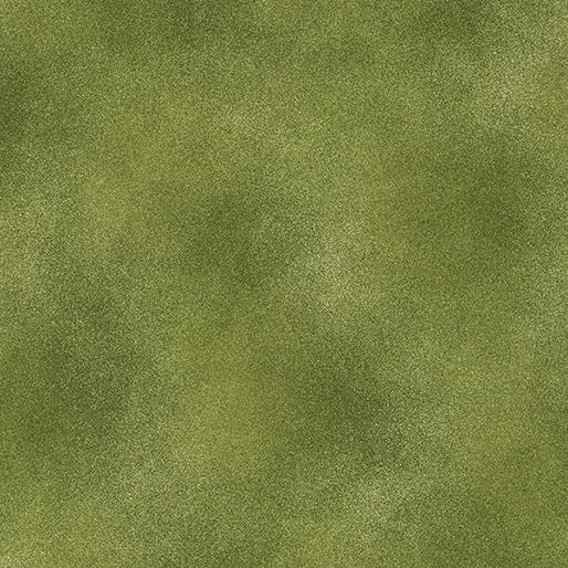 Benartex Shadow Blush 2045-KK  Leaf Green