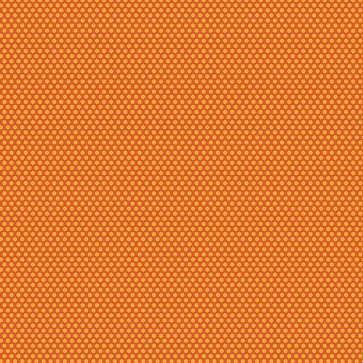 Bree- Dot Orange
